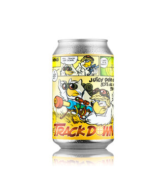Uiltje Craft Beer Uiltje Craft Beer Trackdown 24x33CL