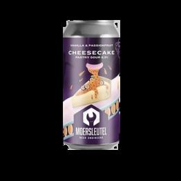 Moersleutel Moersleutel Vanilla & Passionfruit Cheesecake 24x44CL