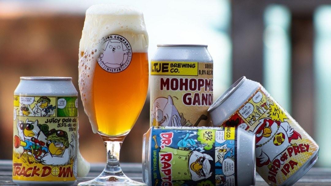 Nieuw bij Van Bieren: Uiltje Craft Beer!