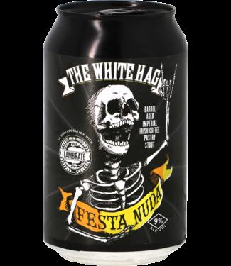 The White Hag The White Hag Festa Nuda 24x33CL