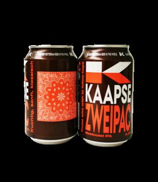 Kaapse Brouwers Kaapse Brouwers Zweipac Blik 24x33Cl