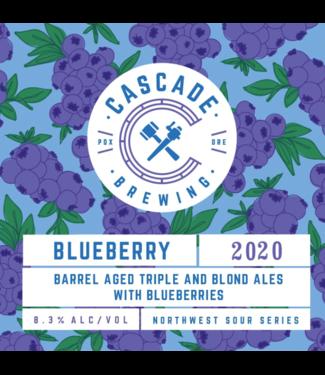 Cascade Brewing Cascade Brewing Blueberry 2020 24x25CL
