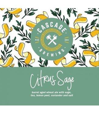 Cascade Brewing Cascade Brewing Citrus Sage 24x35,5CL