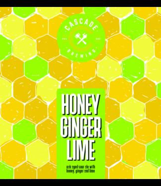 Cascade Brewing Cascade Brewing Honey Ginger Lime 24x35,5CL
