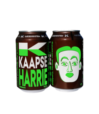 Kaapse Brouwers Kaapse Brouwers Kaapse Harrie Blik 24x33CL