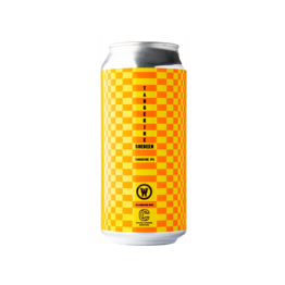 The White Hag The White Hag Tangerine Shebeen 24x33CL