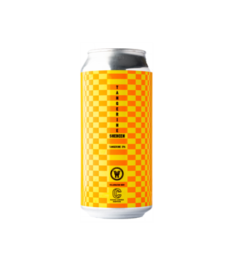 The White Hag The White Hag Tangerine Shebeen 24x44CL