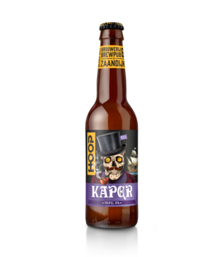 Hoop Hoop Kaper Tripel IPA 24x33CL