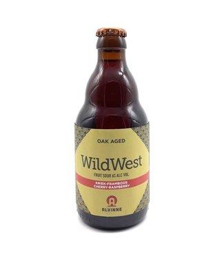 Alvinne Alvinne Wild West Kriek Framboos 24x33CL