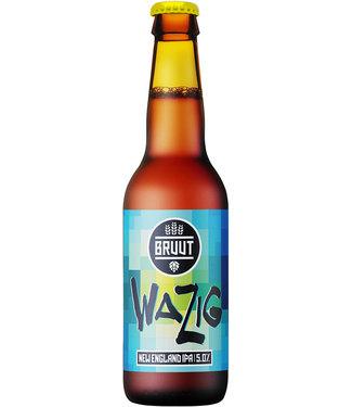 Brouwerij Bruut Brouwerij Bruut Wazig 24x33CL