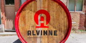 Alvinne is terug van weggeweest