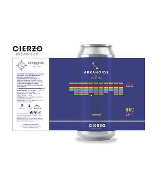 Cierzo Brewing Cierzo Brewing Arkanoids 24x44CL