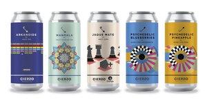 Nieuwe Specials Cierzo Brewing