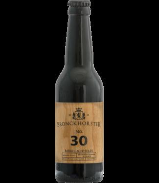 Bronckhorster Bronckhorster BA No.30 - Imperial Stout Woodford Reserve 12x33CL