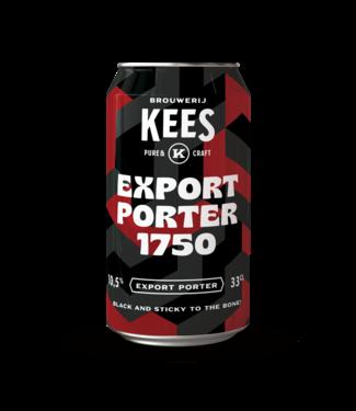 Brouwerij Kees Brouwerij Kees Export porter 1750 24x33CL