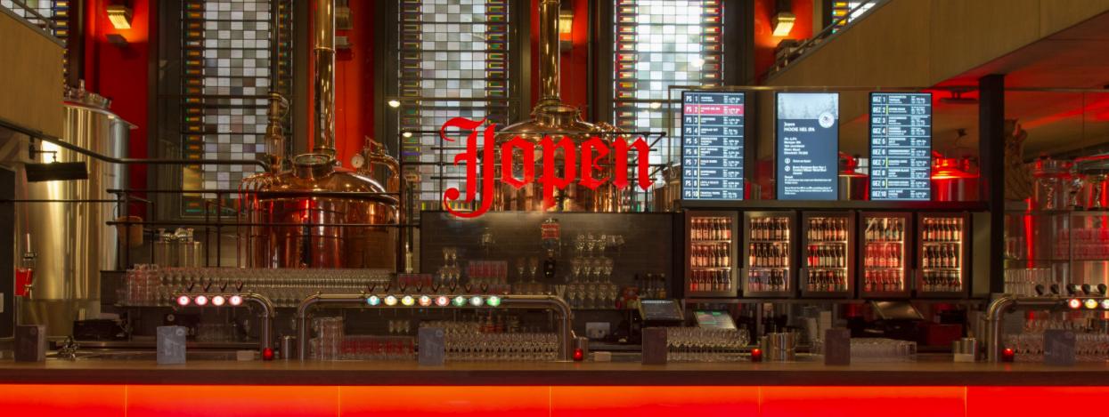 Nieuw bij Van Bieren:  Jopen