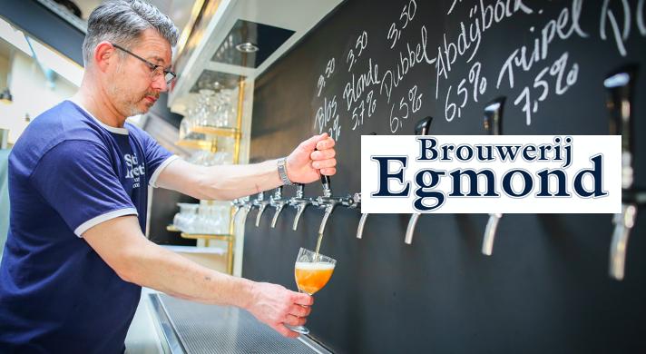 Nieuw: Abdijbier van Brouwerij Egmond