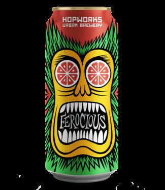 Hopworks Urban Brewery Hopworks Urban Brewery Ferocious Blood Orange 12x47,3CL
