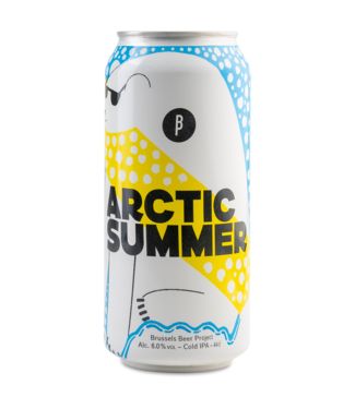 Brussels Beer Project Arctic Summer 24x44CL