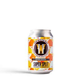 The White Hag Supersplit Orange Ice Cream Ale 24x33CL
