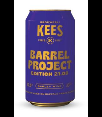 Brouwerij Kees Barrel Project 21.08 24x33CL