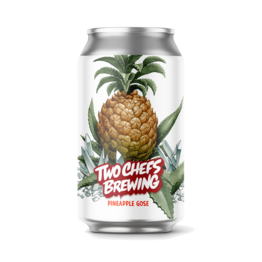 Two Chefs Brewing Pineapple Party 24x33CL