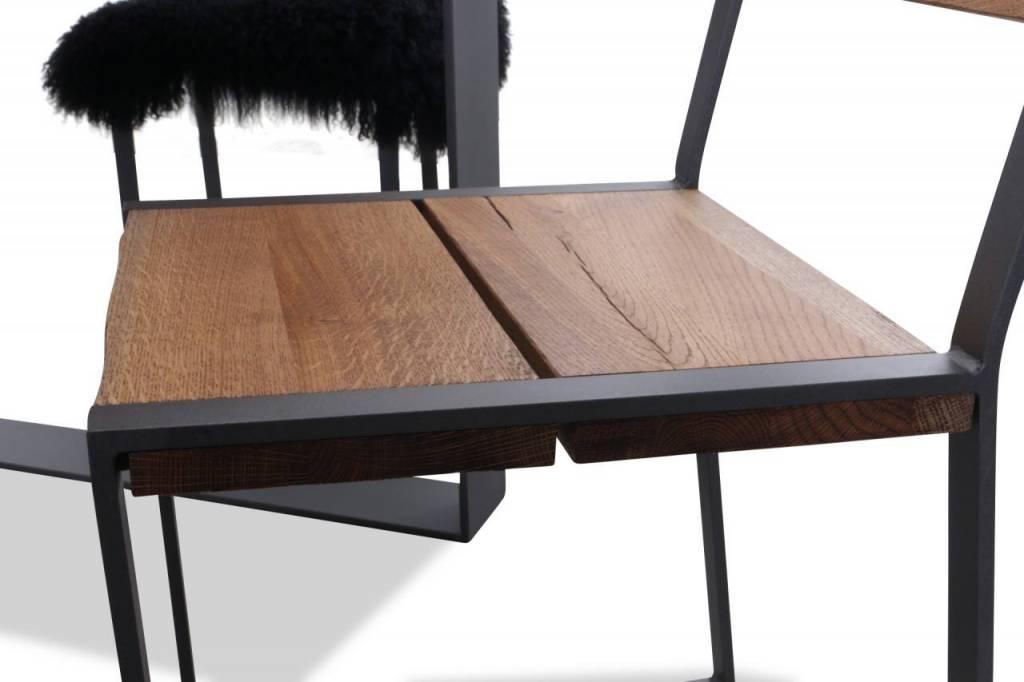 Wood Dream Stuhl STEEL