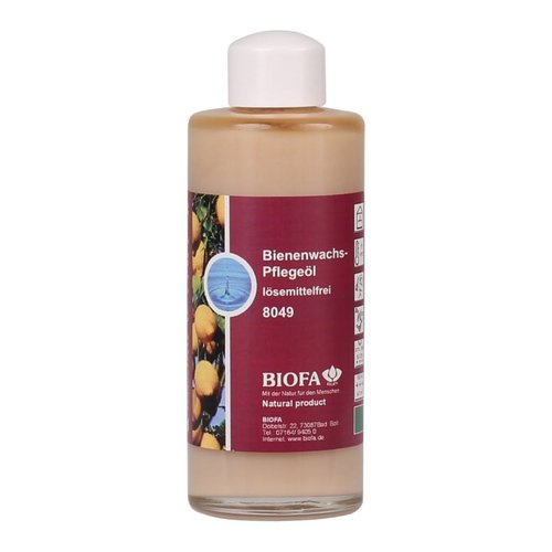 BIOFA Bienenwachs-Pflegeöl