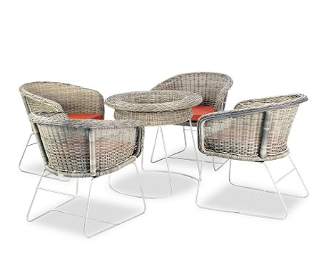 Wood Dream Rattan Lounge Amazonia