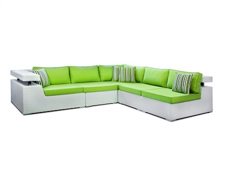 Wood Dream Rattan Lounge Merlin
