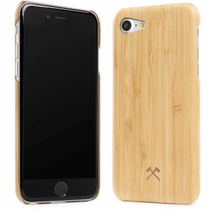 iPhone X/XS EcoCase Slim Bambus