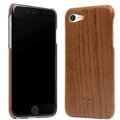 iPhone XR EcoCase Slim Walnuss