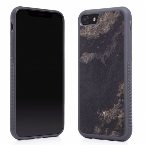 iPhone 7/8 Stone Edition EcoBump Granite Gray
