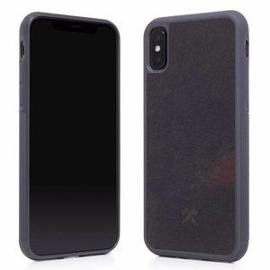 iPhone X/XS Stone Edition EcoBump Volcano Black