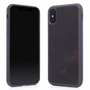 iPhone X/XS/XS Max Stone Edition EcoBump Volcano Black