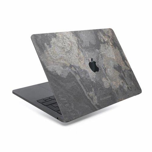 """Stone Edition EcoSkin Granite Gray für MacBook 13"""" Pro & Pro Touchbar / 15"""" Pro Touchbar (ab 2016)"""