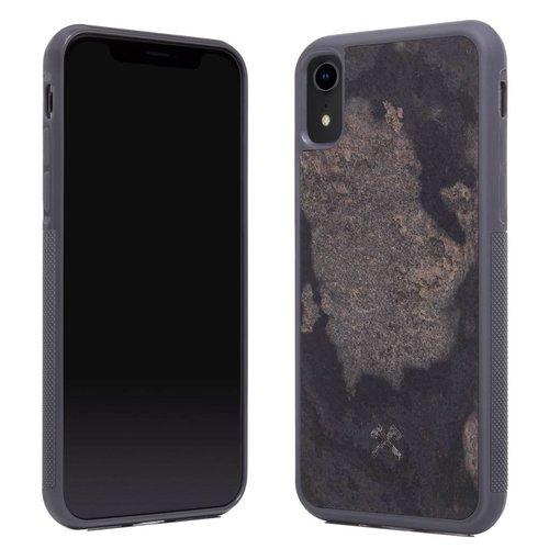iPhone XR Stone Edition EcoBump Granite Gray