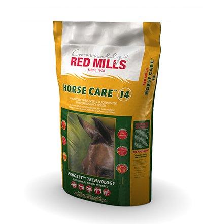 Red Mills Horse Care 14: bij maagzweren en spierbevangenheid.  THT 1-7-2018
