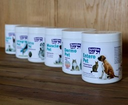 Hondensupplementen voor inwendig gebruik