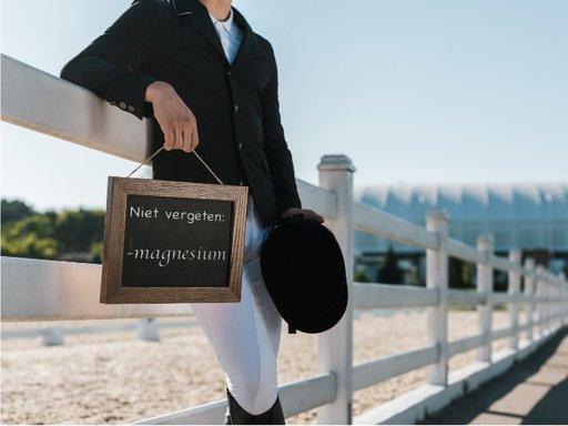 Magnesium citraat paarden   waarom heeft iedereen het hierover?