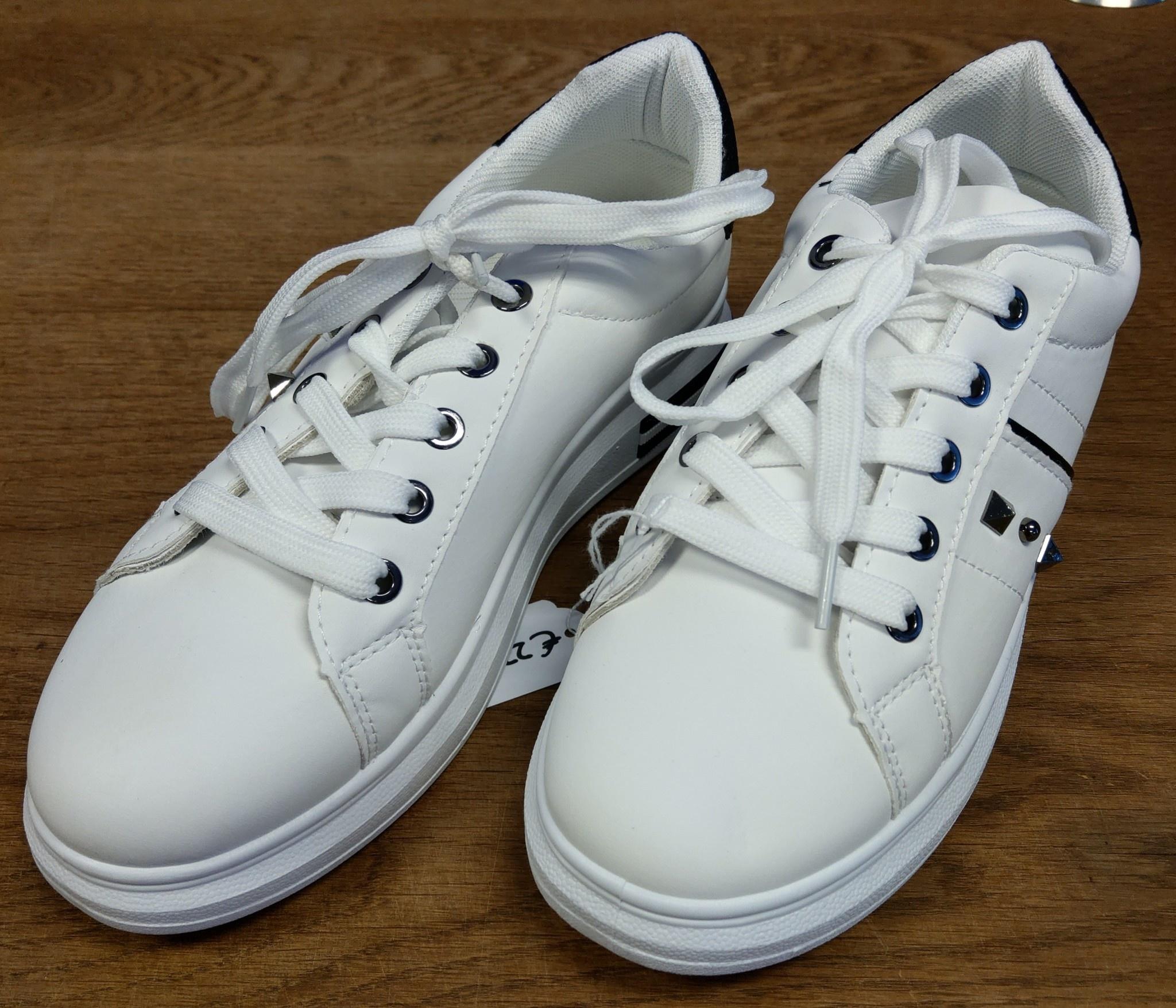 sneaker wit 092