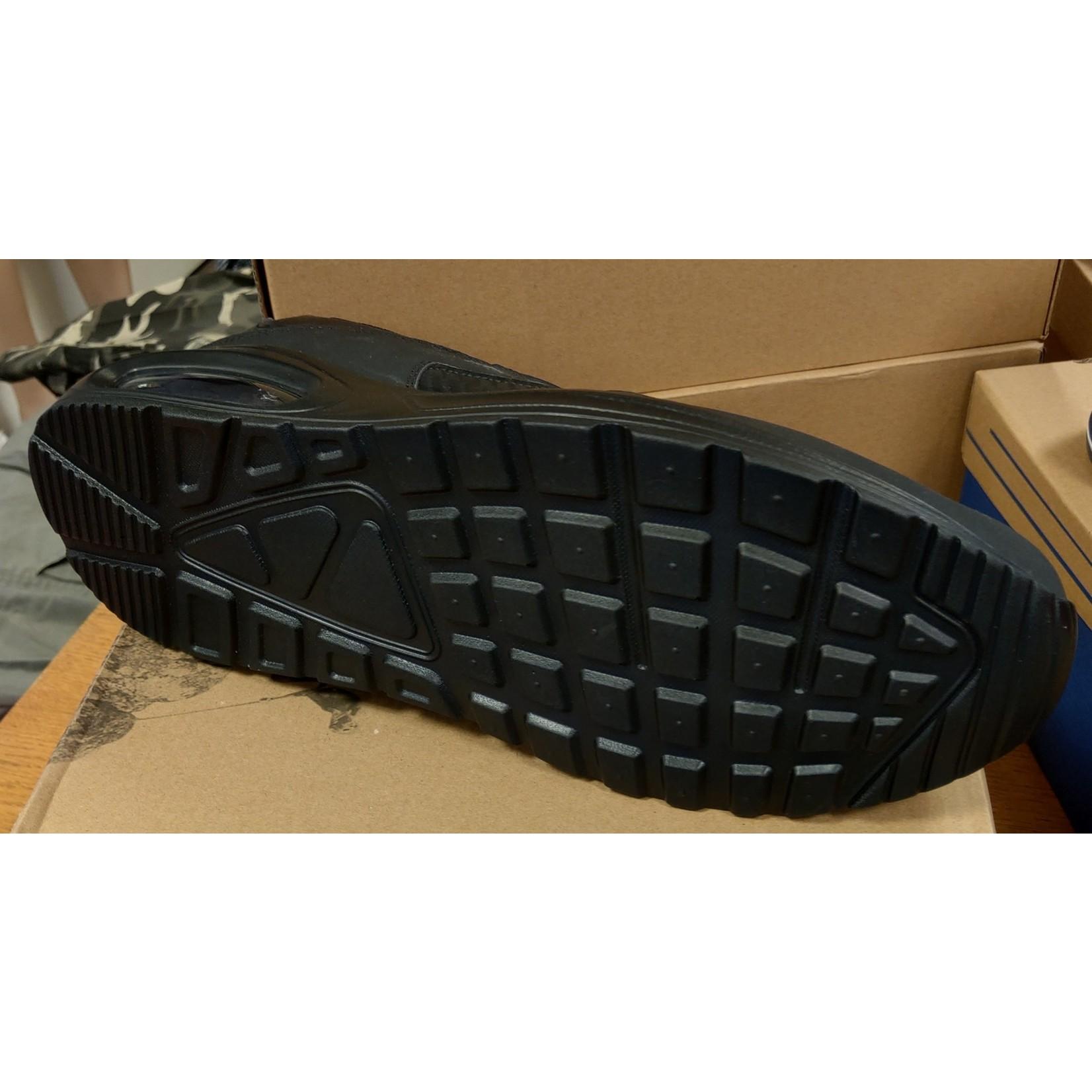 sneaker zwart Kingsize (45+)