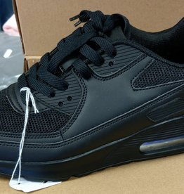 zwarte sneaker ( 36-41 )