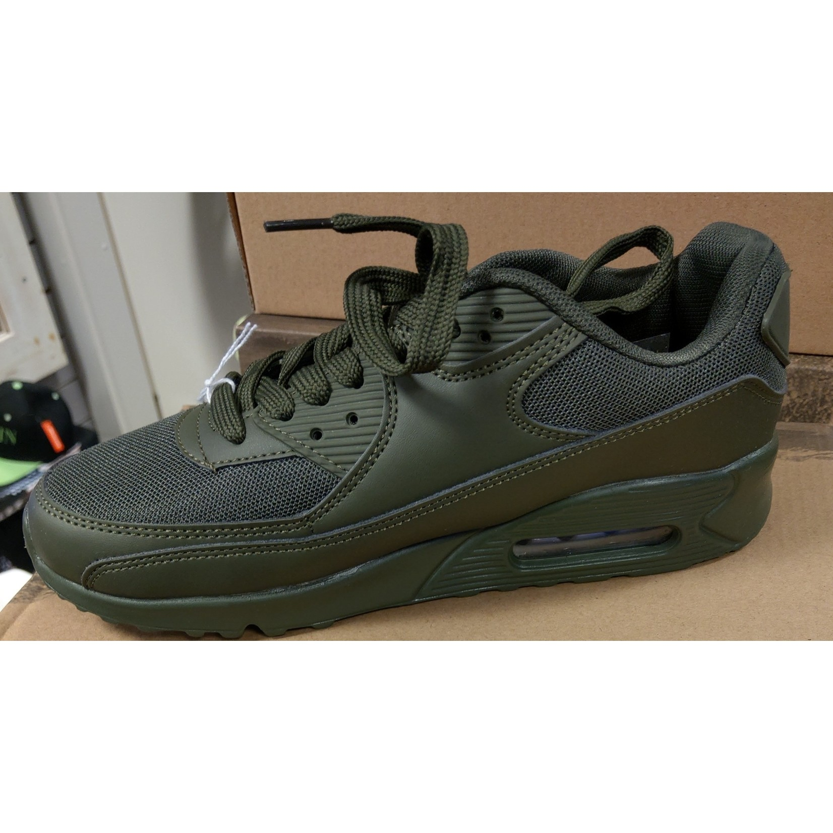 Sneaker unisex all Green