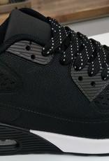 Sneakers zwart 05