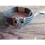 Armband 'Owl' dames