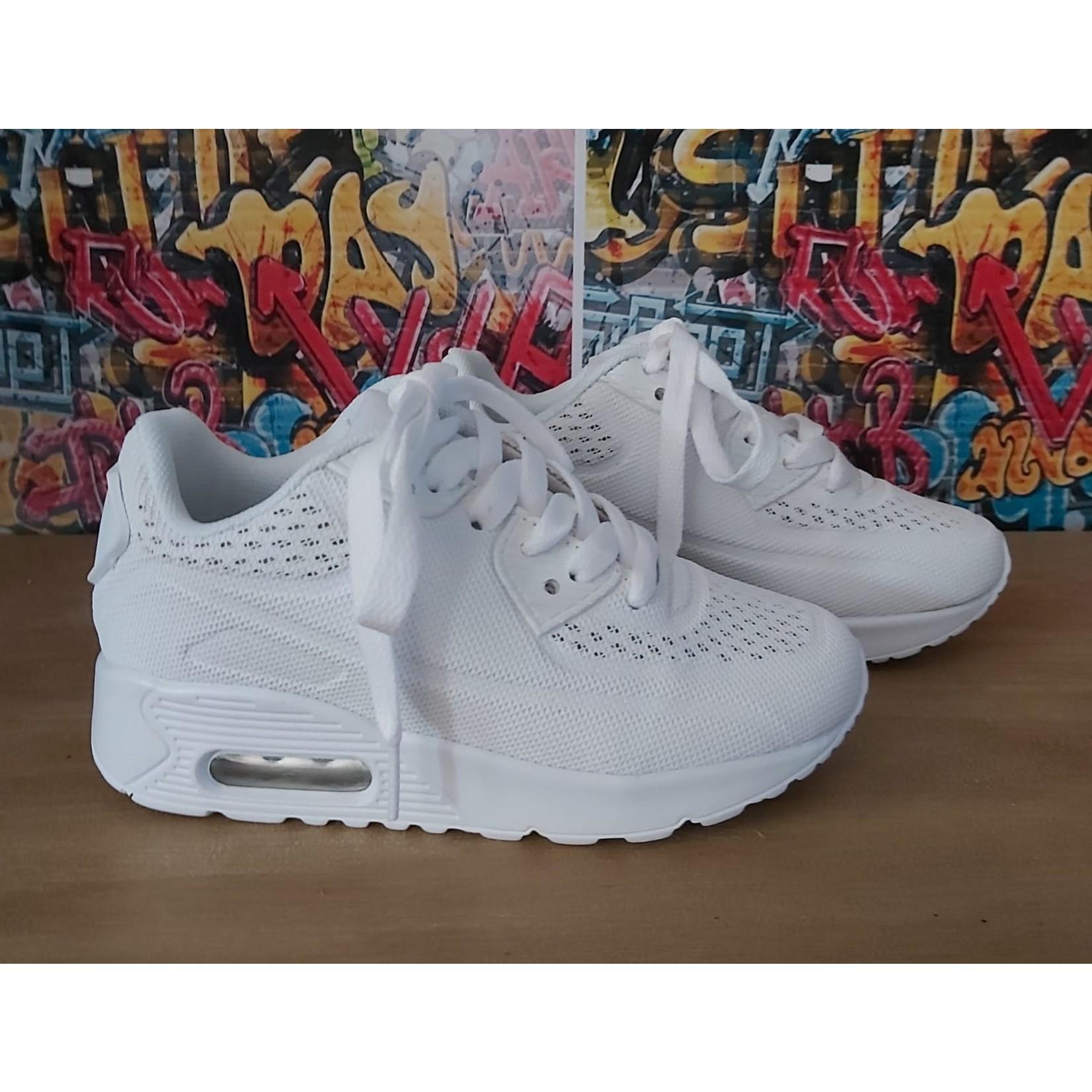 Sneaker Wit (Kids)