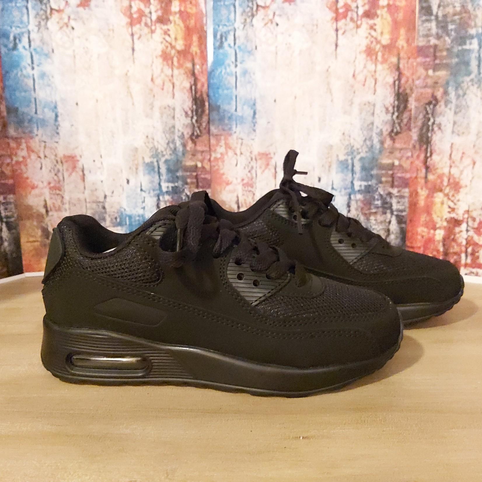 Sneaker All Black (Kids)
