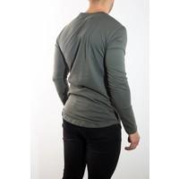 Y basic longsleeve shirt Green