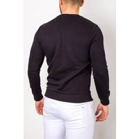 Y Black Sweater